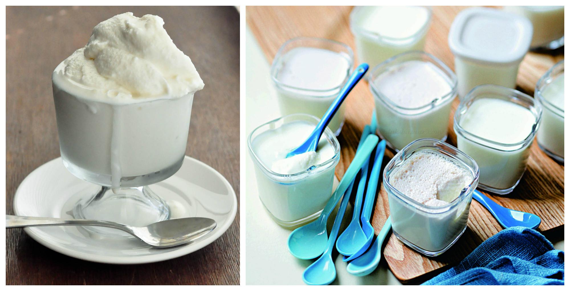 Как сделать закваску для йогурта в домашних условиях? Видео 876