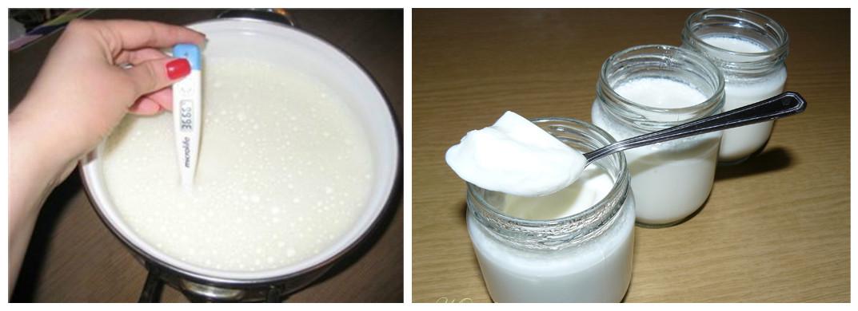 Как сделать домашний йогурт в домашних условиях 182