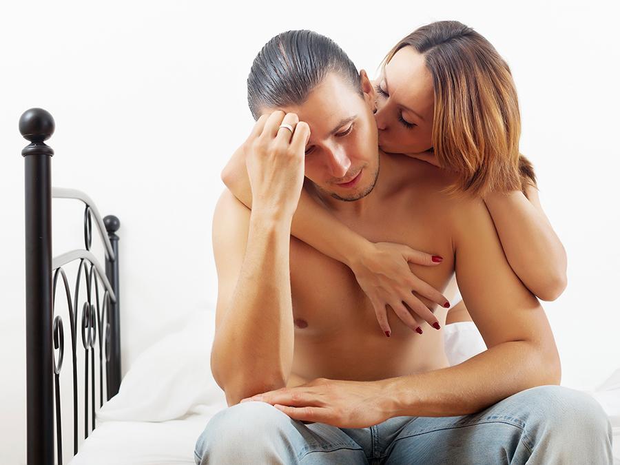 Секс способствует росту члена
