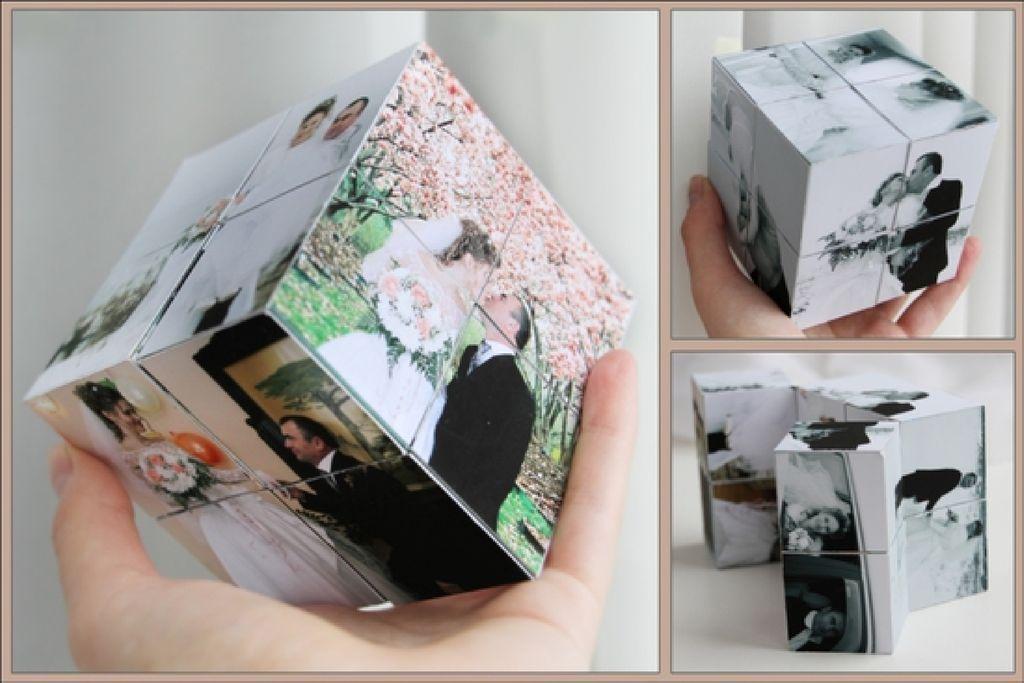 Креативные и оригинальные подарки на свадьбу 40