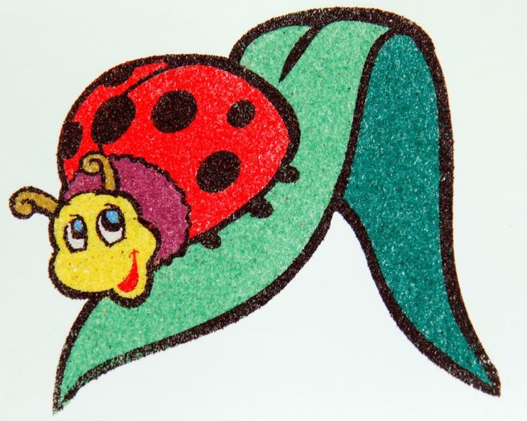 Цветной декоративный песок для творчества: как и для чего его используют? Аппликации, рисунки, роспись, картины, поделки, флорар
