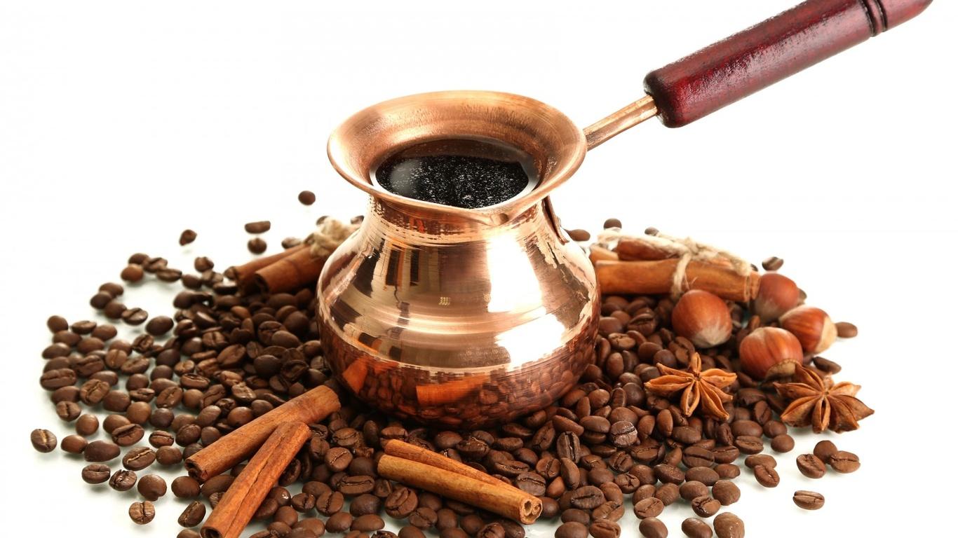 Как сделать вкусный кофе на турке 99