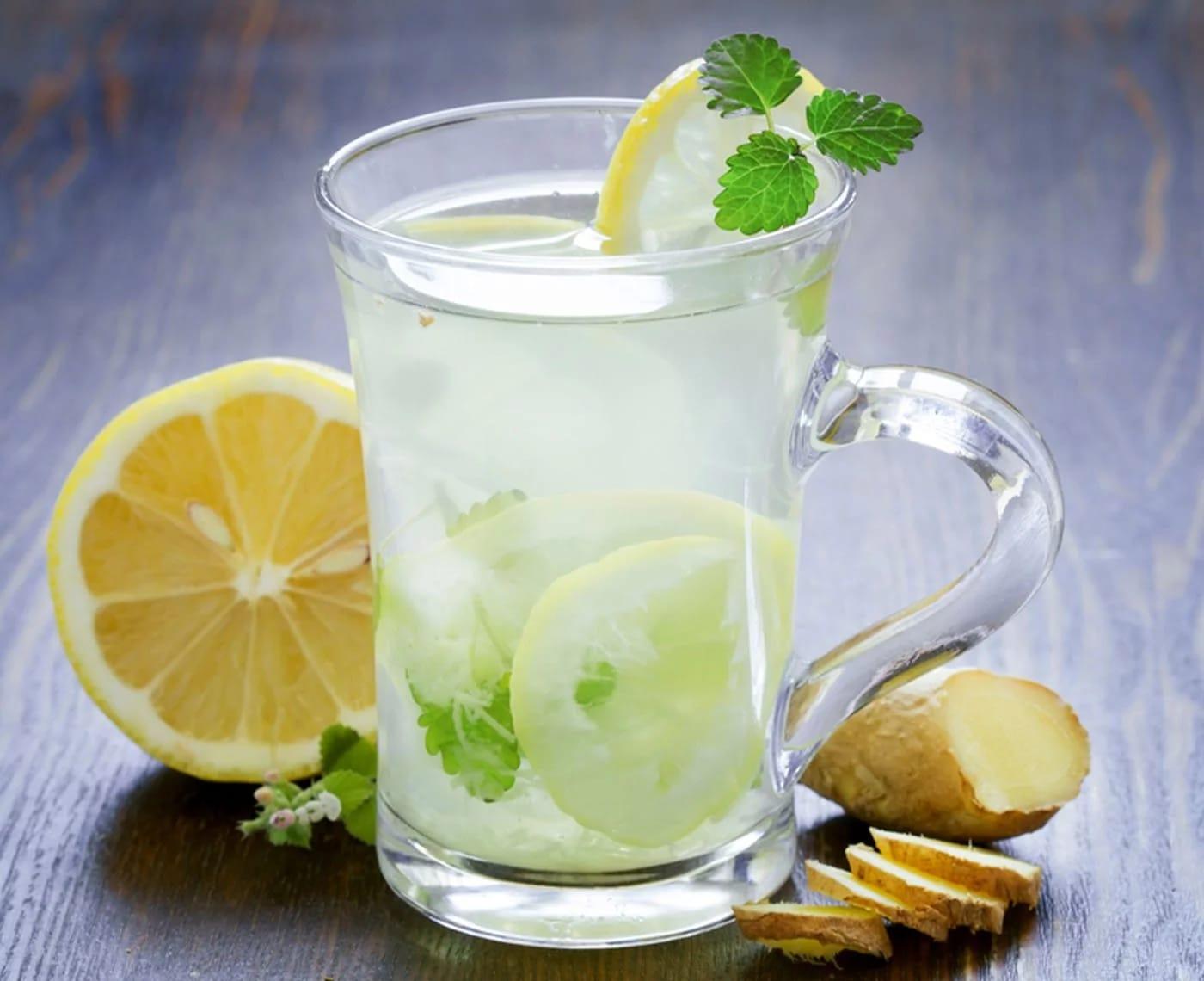 Как сделать лимонно-имбирный лимонад