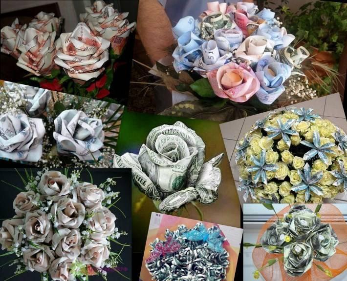 Как сделать не настоящие цветы 897