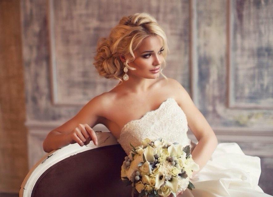 Блондинки Невесты