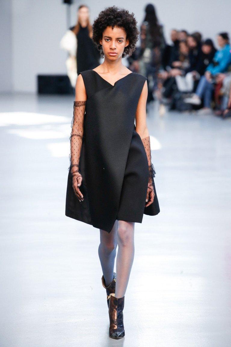 Как пошить модное платье 2018