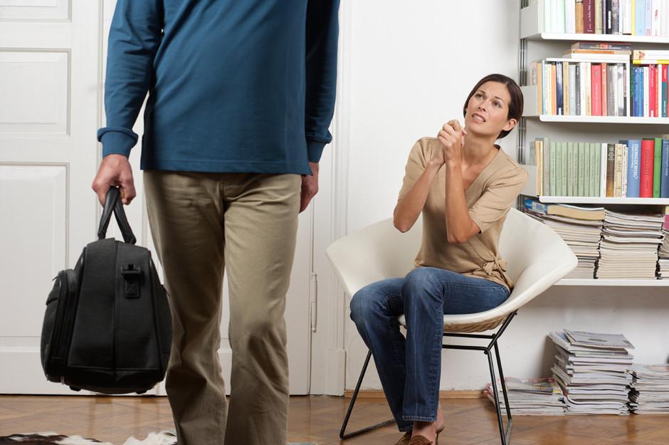 Как сделать чтобы муж сам ушел из семьи