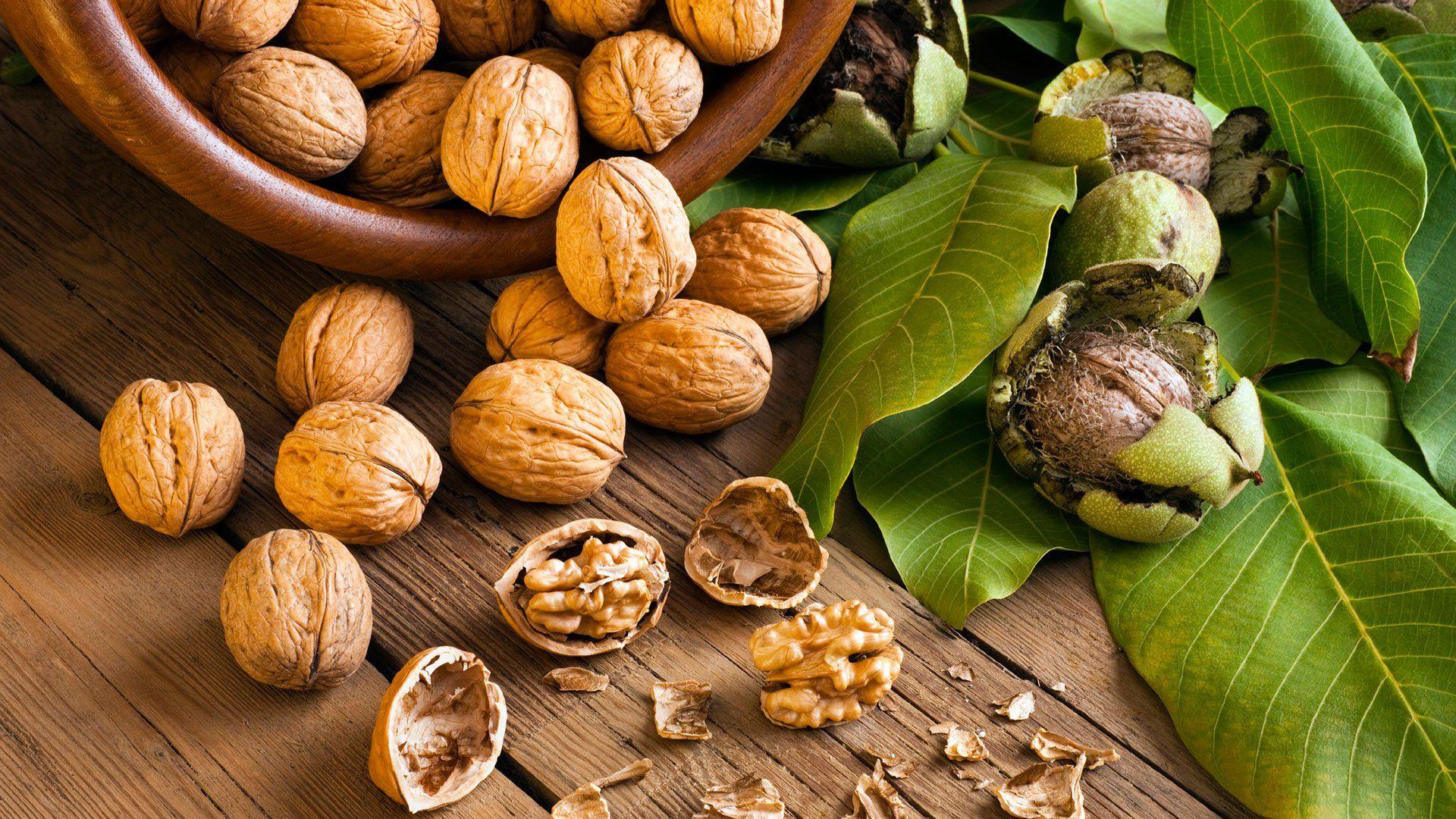 Как употреблять грецкие орехи