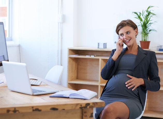 Когда работодателю нужно сообщить о беременности