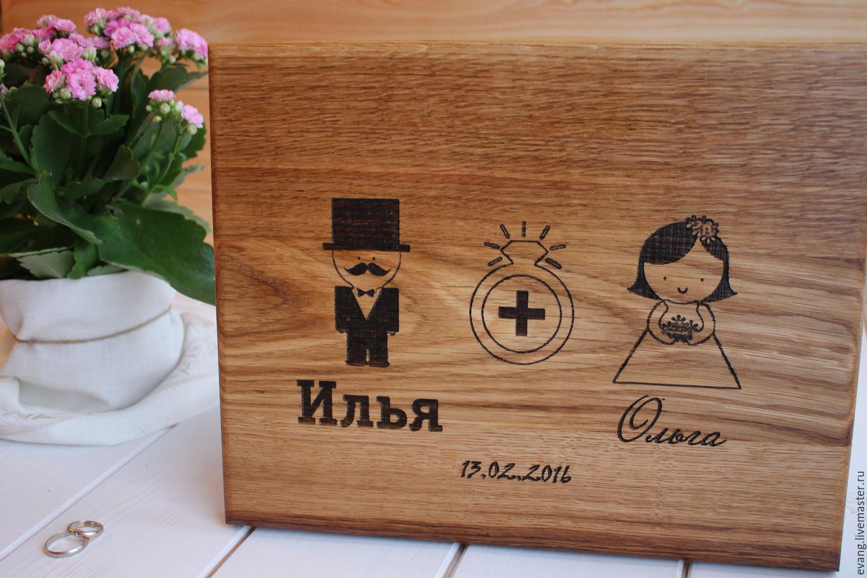 Подарки на деревянную годовщину свадьбы 56
