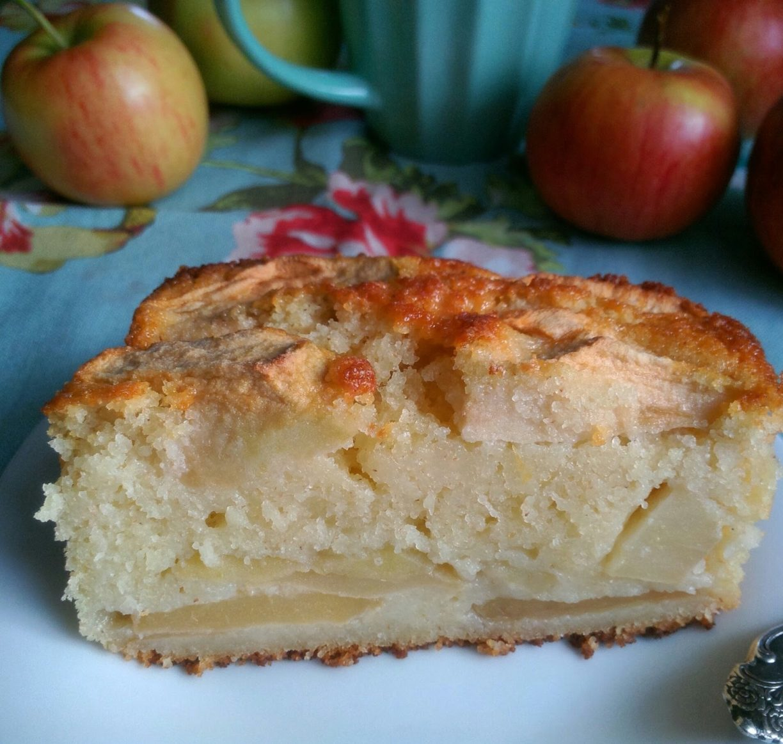 Яблочный пирог в мультиварке рецепты с манкой