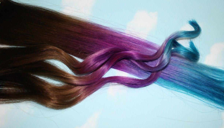 Красить кончики в домашних условиях 239