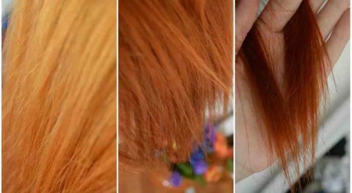 Средства для осветления волос в домашних условиях 115