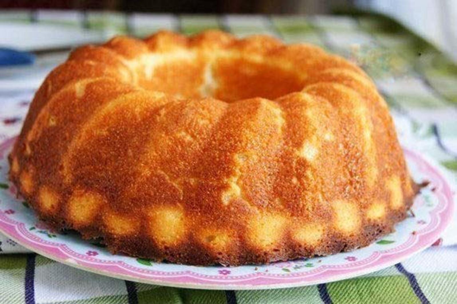 Манник на кефире рецепт с пошагово в духовке с яблоками