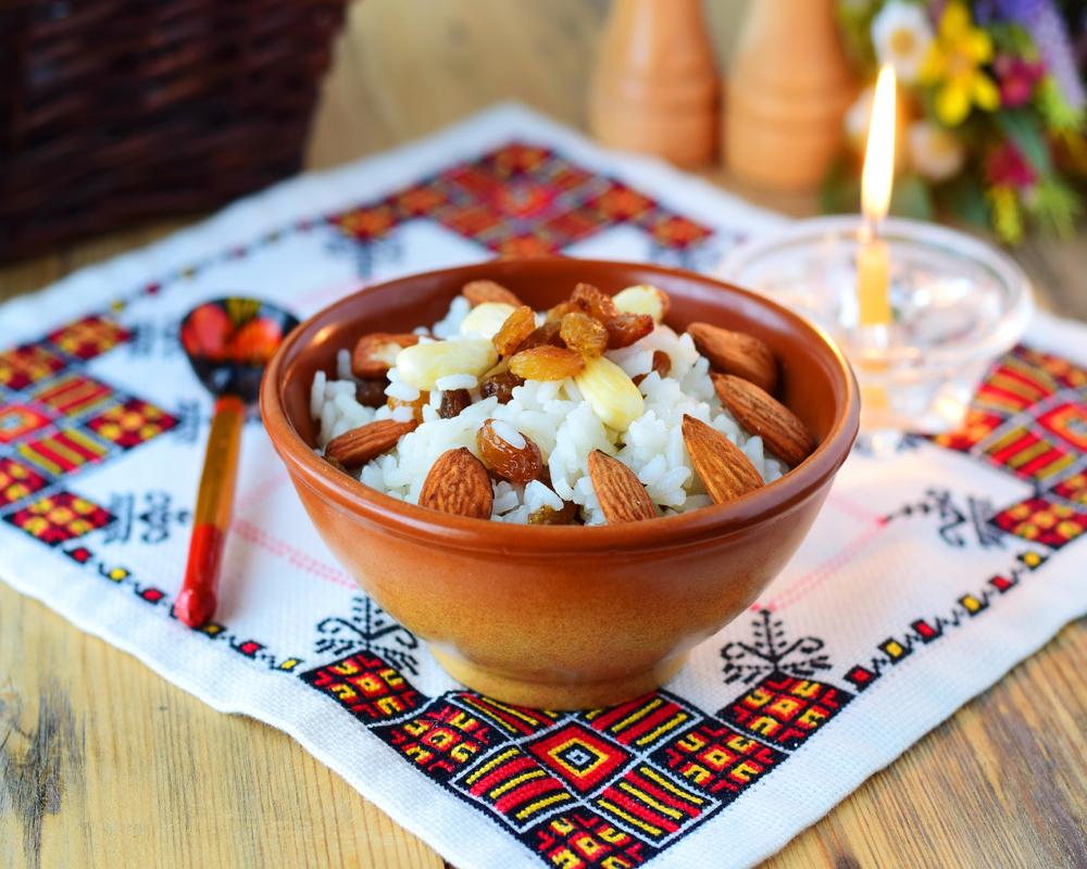 Кутья - Пошаговый рецепт с фото Разное
