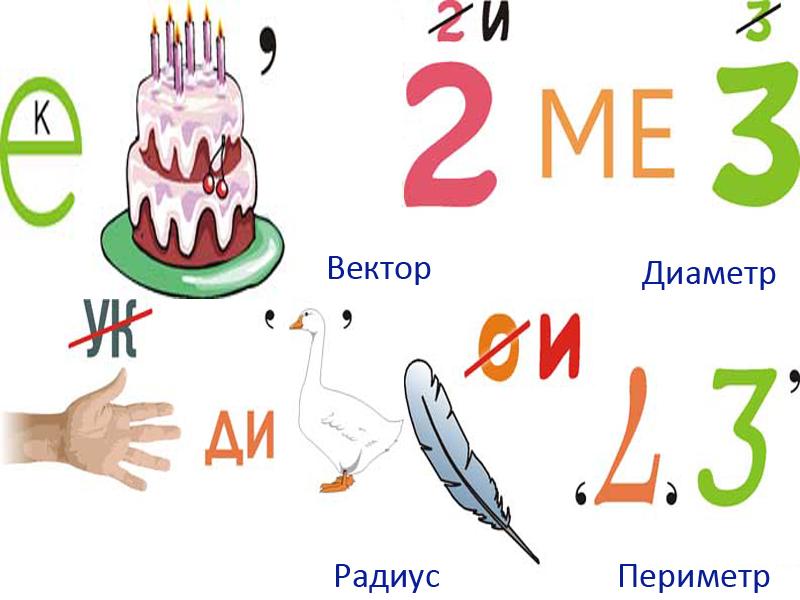 Математические ребусы конспект урока 1 класс