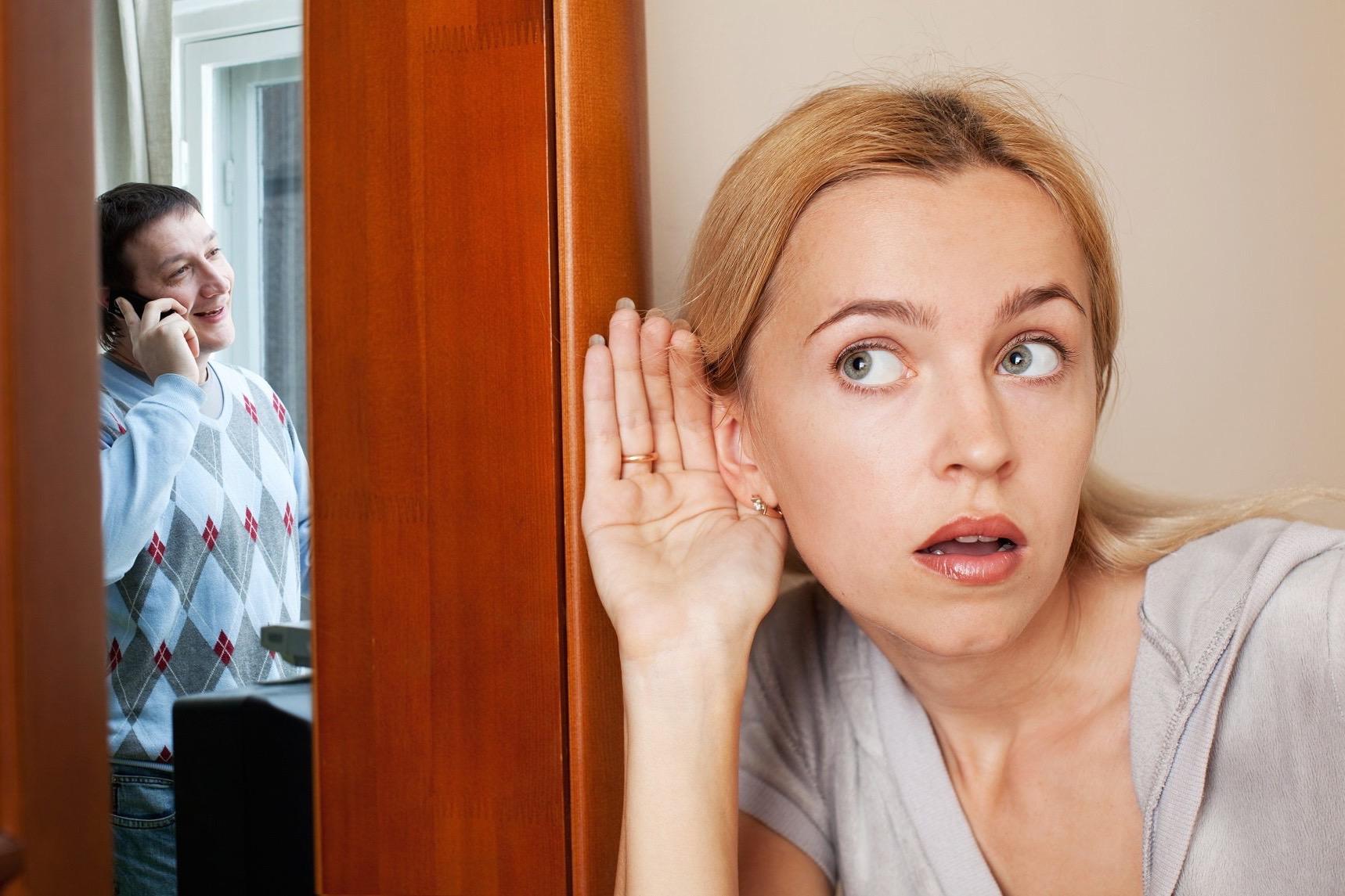 Как сделать чтобы не изменяла жена