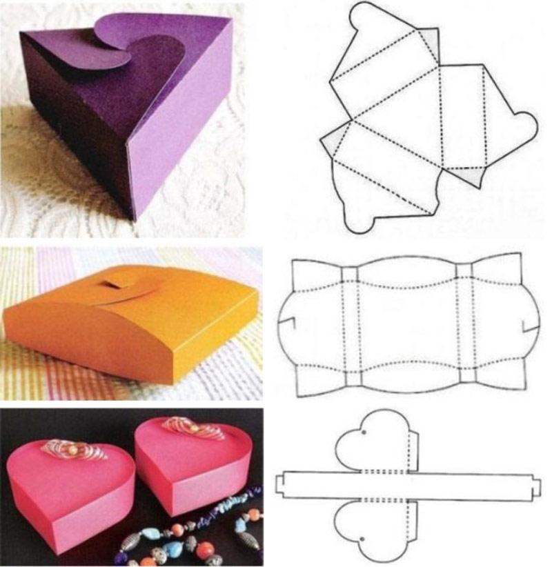 Идеи для подарочной коробки своими руками 81