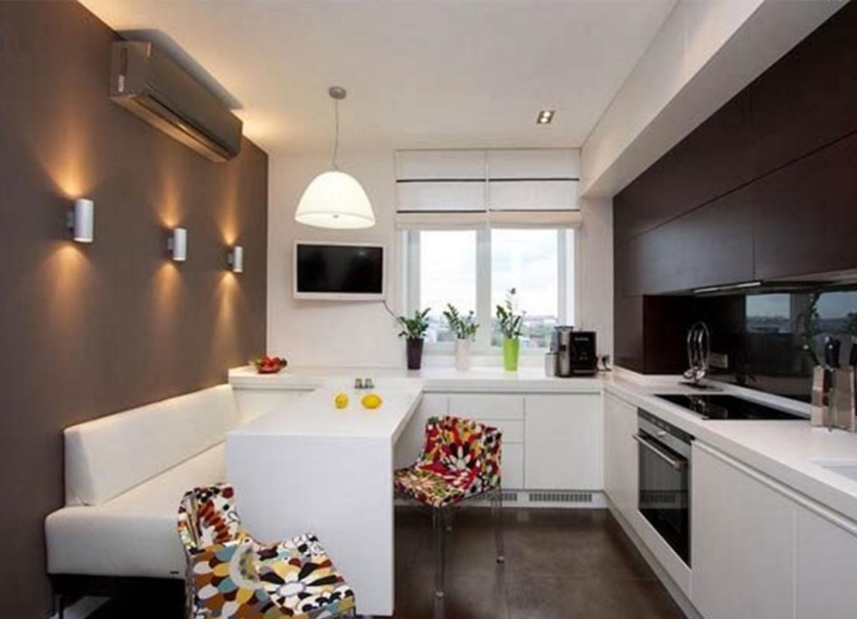 обои на кухню фото 2016 современные кухню