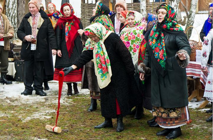 Древние традиции и обычаи Масленицы