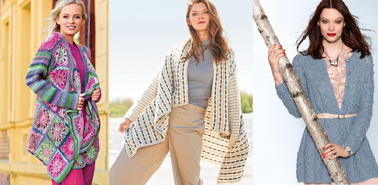 как связать женский кардиган спицами самые модные модели женских