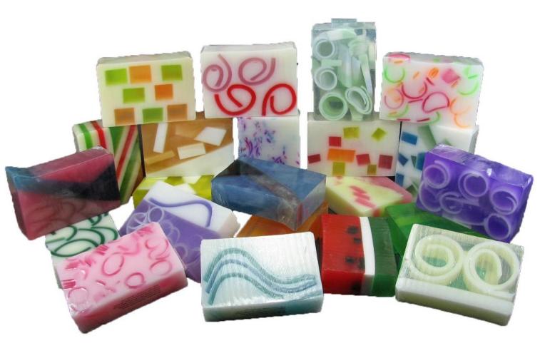 Как сделать хозяйственное мыло в домашних условиях фото 609
