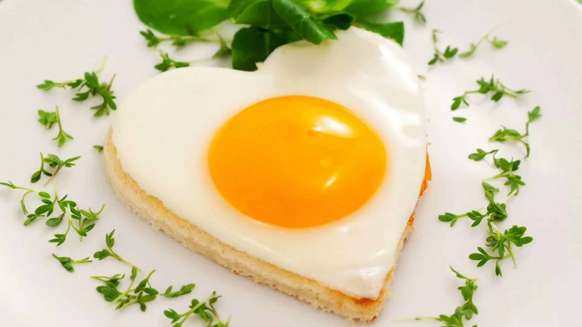 Как сделать яичницу рецепт 817