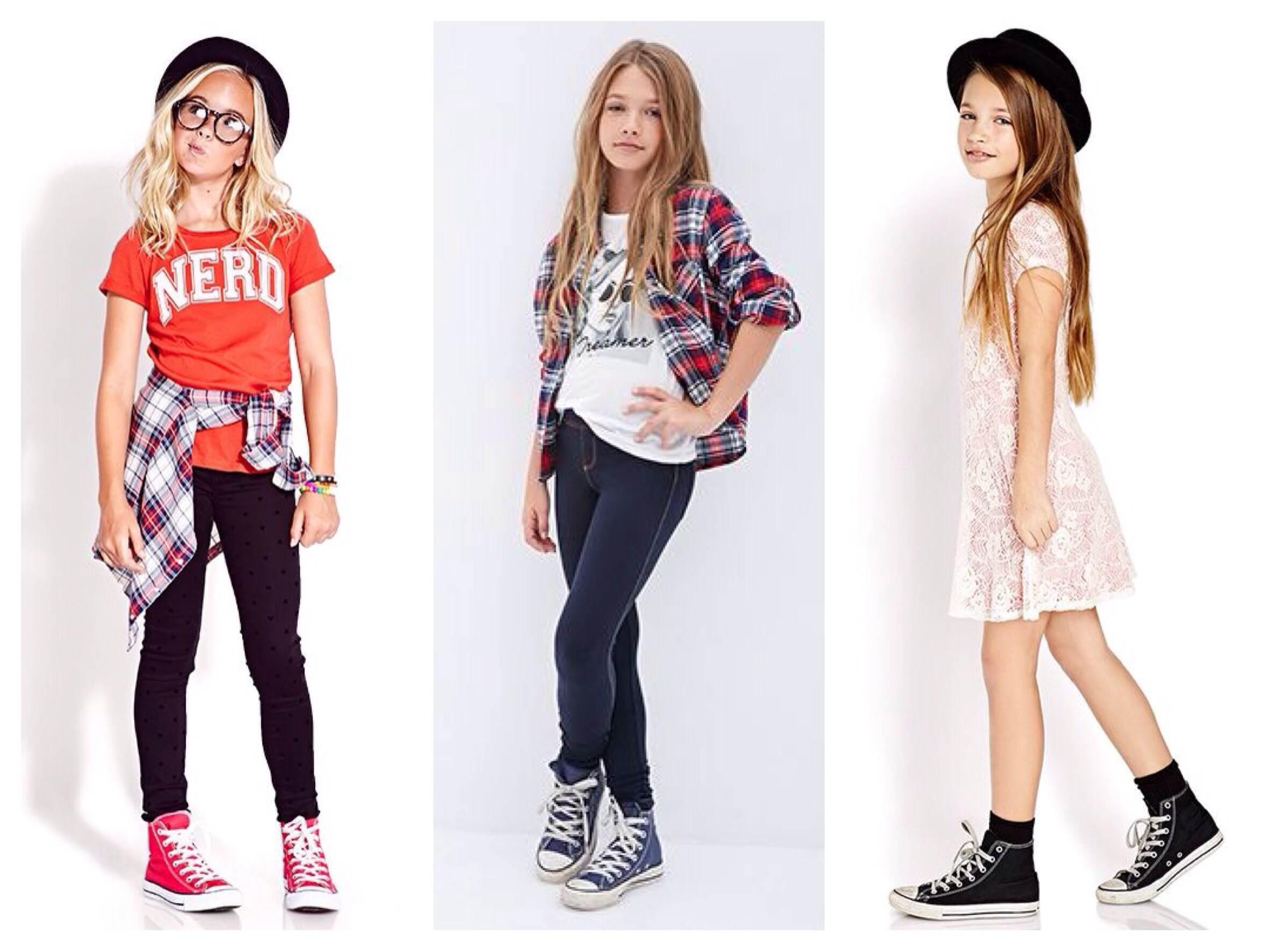 db3c4e2d5e4c8 Мода для подростков 2019-2020: весенняя, летняя, осенняя и зимняя ...